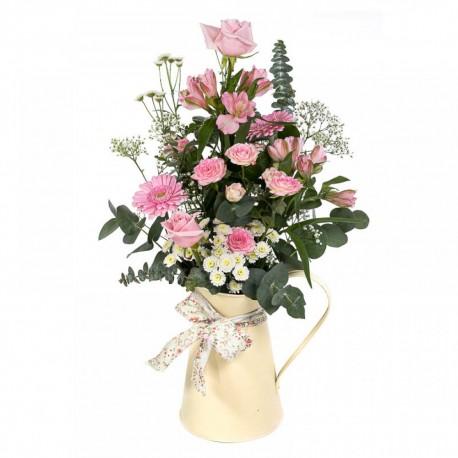 Ella Jug Flowers