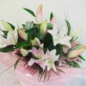 Lily Hand-Tied